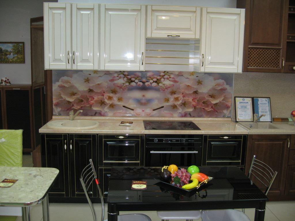 Валенсия кухня (МДФ эмаль)