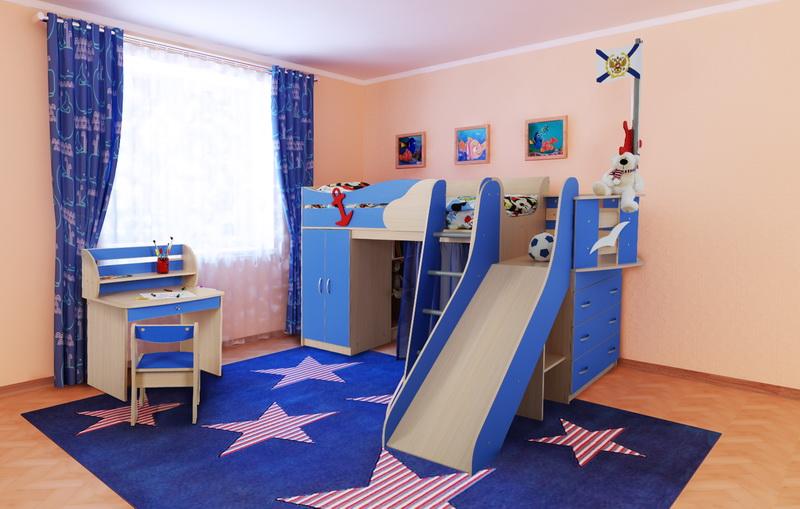 Адмирал детский комплекс