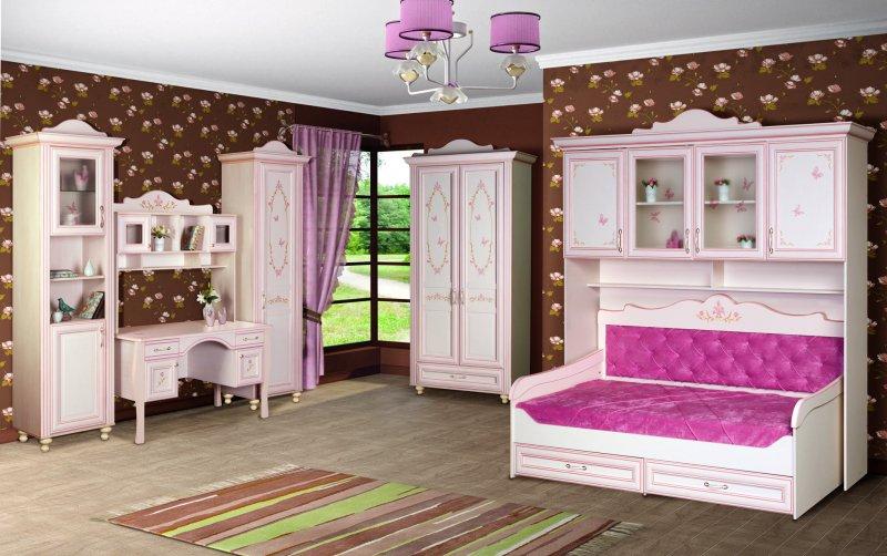 Алиса (Яна) детская мебель