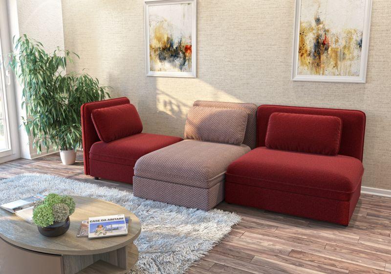 Капри диван модульный