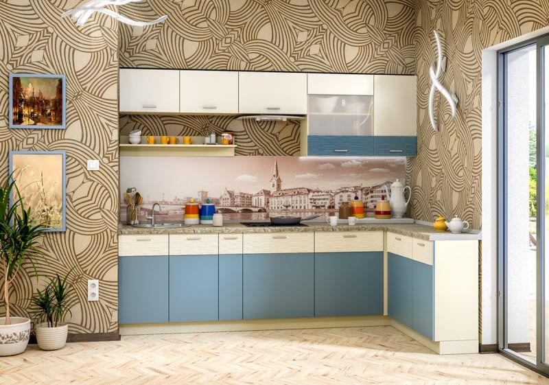 Жанна кухня модульная