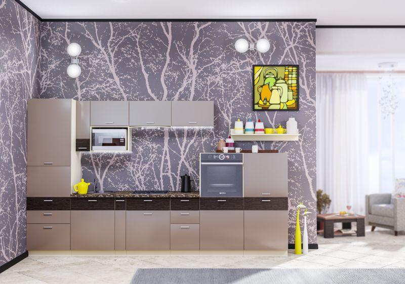 Адель кухня модульная