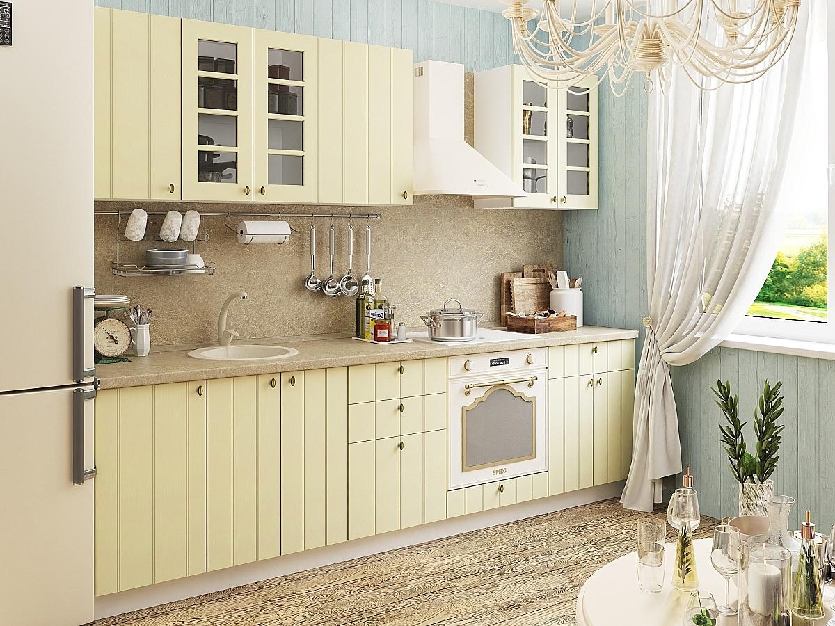 Прованс кухня модульная