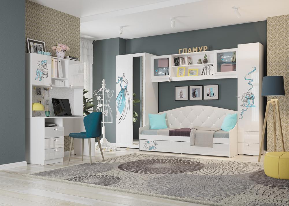 Гламур детская мебель