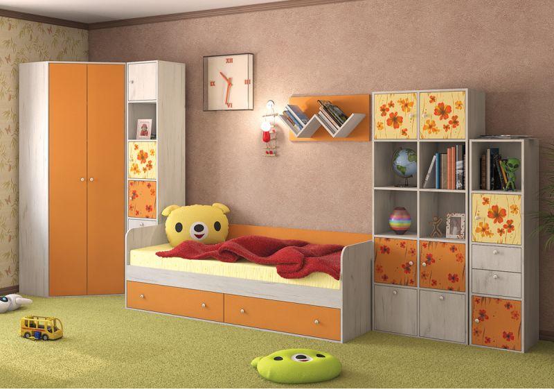 Тетрис детская мебель