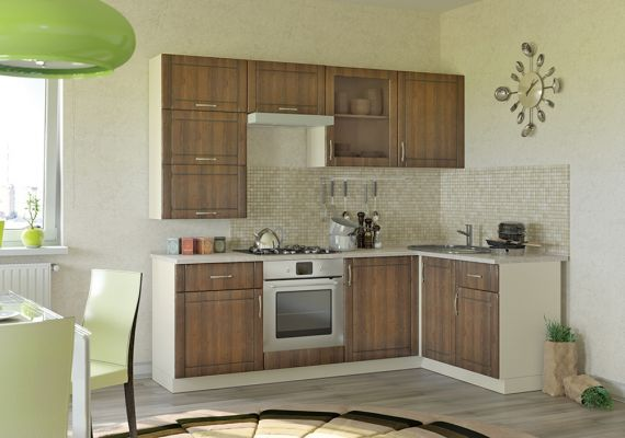 Катрин кухня модульная