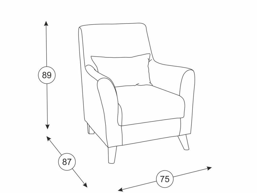 Либерти кресло - 1