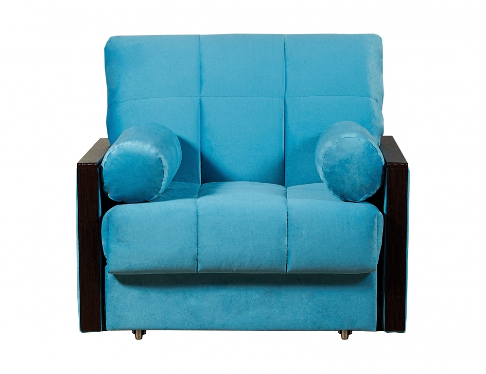 Орион 084 диван-кровать 1а 80 С68/Б86/П00 245бирюза - 1