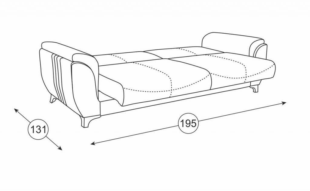 Эмма диван Арт. ТД 602 - 1