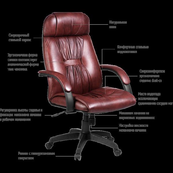 LP-7 Pl кресло офисное - 1