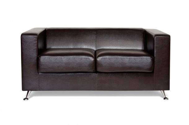 Модуле диван  2-х местный КЗ Рекс 320 коричевый - 1