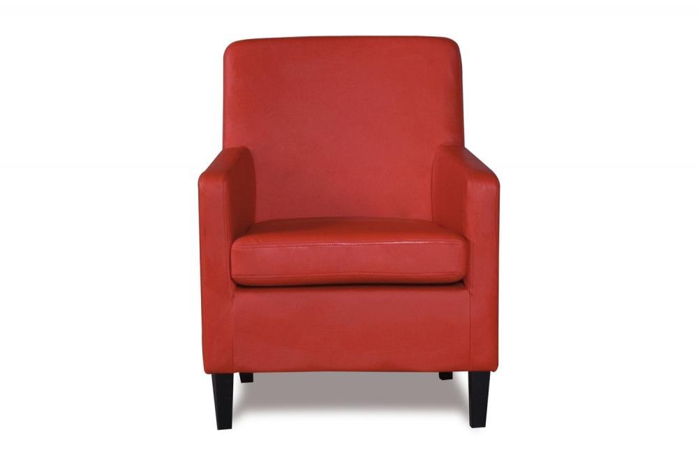 Гамбург 316.08 кресло 1х 126 красный - 1