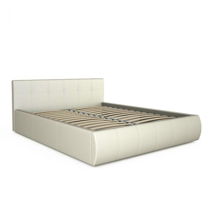 Афина 2812 160 Кровать  белая - 1