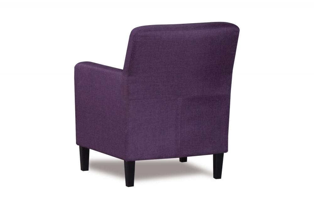 Гамбург 316.08 кресло 1х 202 фиолетовый - 2