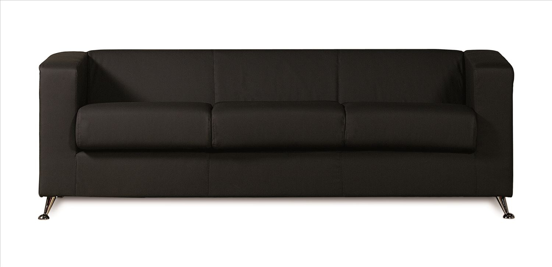 Модуле диван 3-х местный Кз Санторини 0401 черн - 2