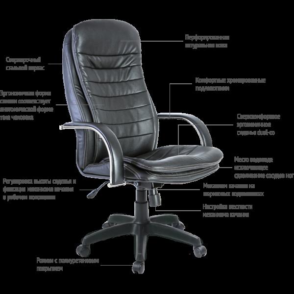 LK-3 PL кресло офисное - 1