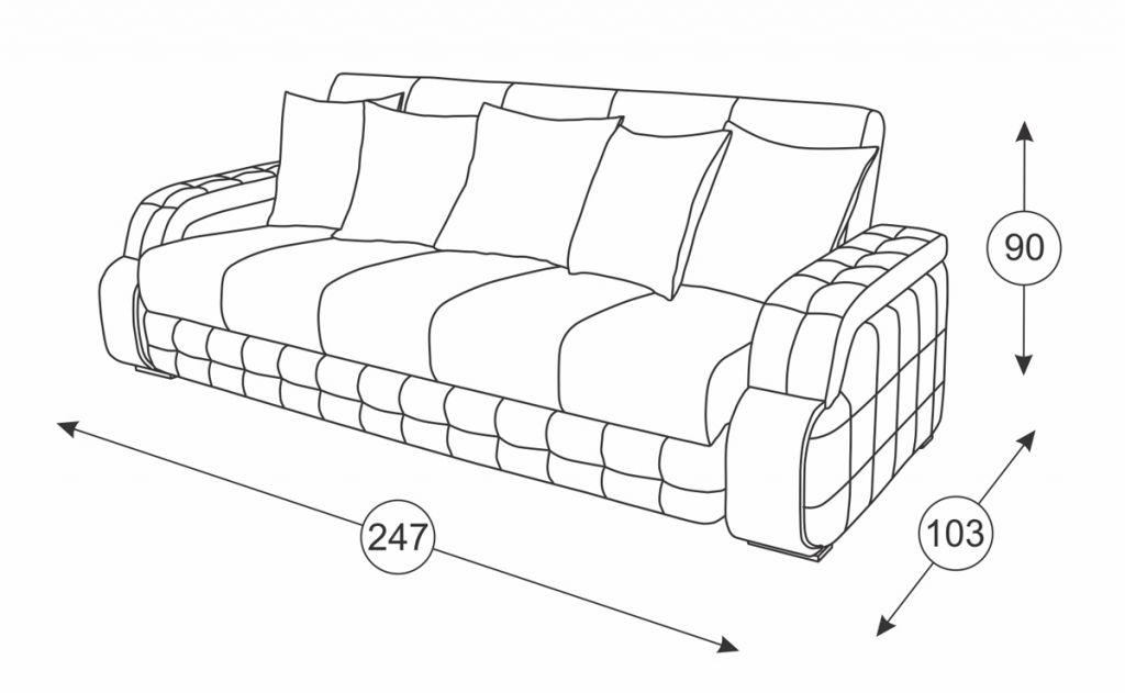 Николь диван-книжка - 1