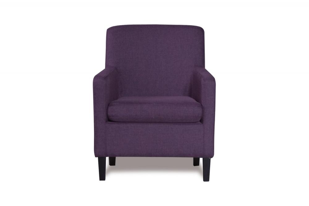 Гамбург 316.08 кресло 1х 202 фиолетовый - 1