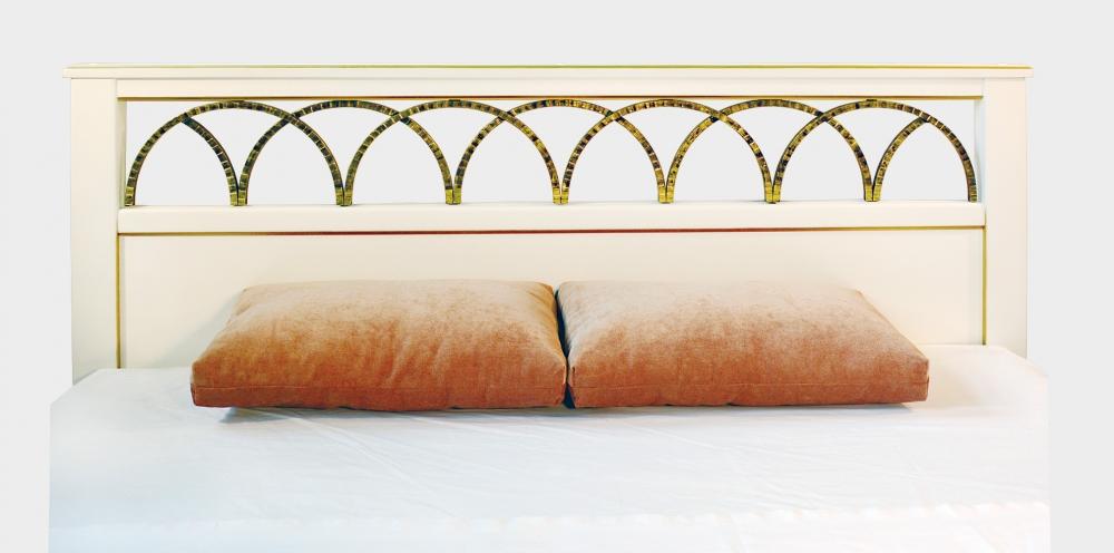 Омега Классика Рим кровать без спинки в ногах - 1