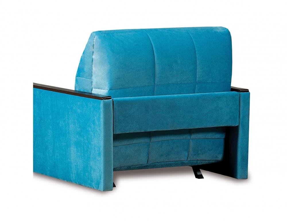 Орион 084 диван-кровать 1а 80 С68/Б86/П00 245бирюза - 3