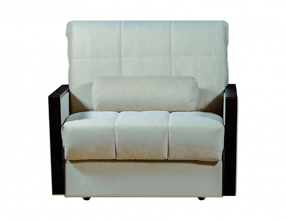 Орион 084 диван-кровать 1а 80 С68/Б86/П00 43 беж - 1