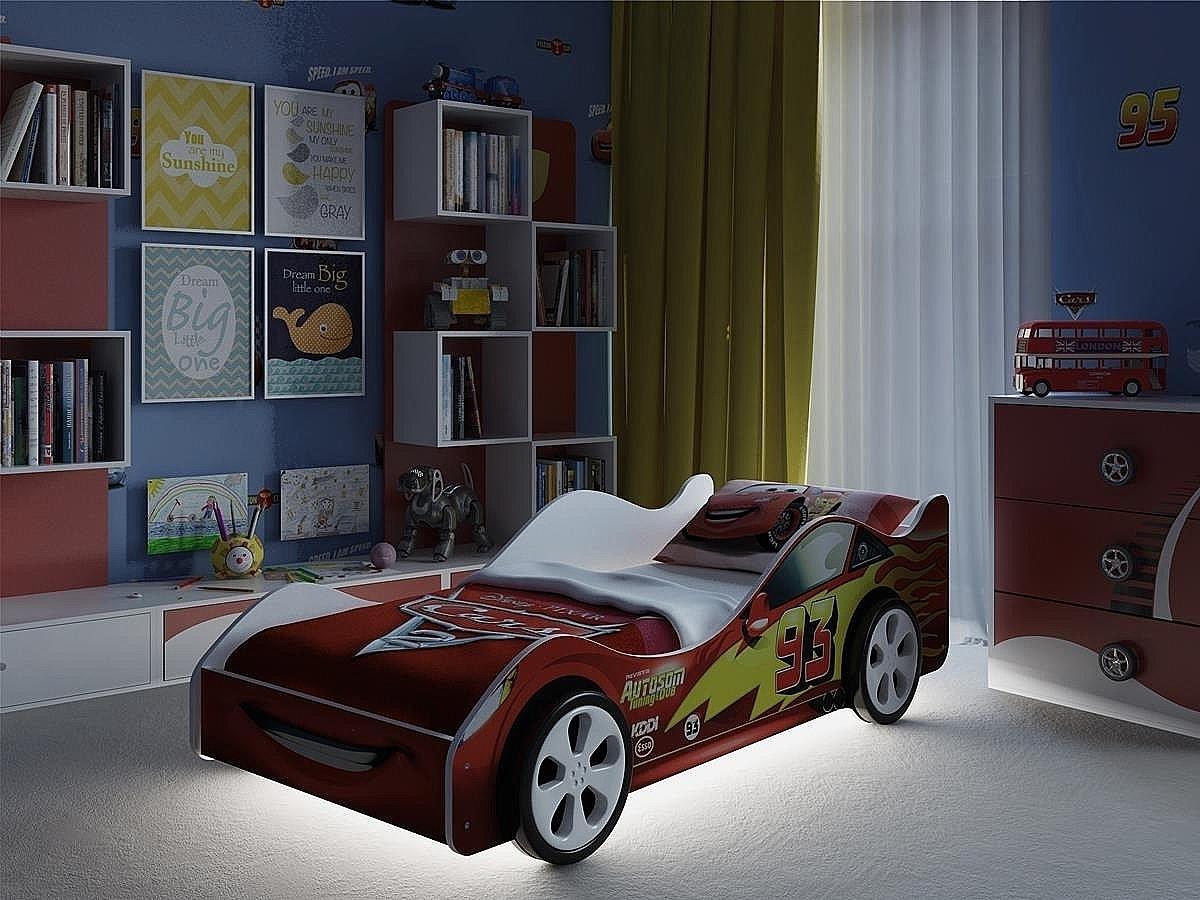 Кровать-машина Старт - 4
