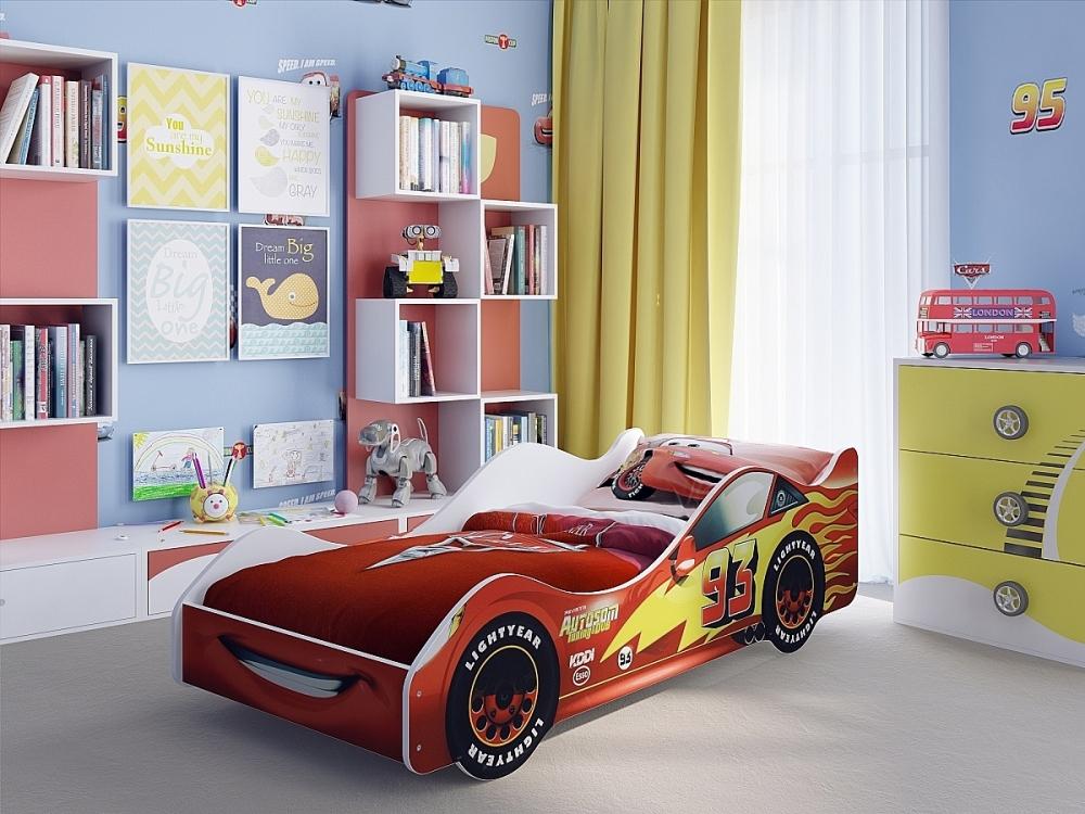 Кровать-машина Старт