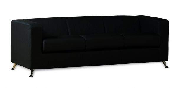 Модуле диван 3-х местный Кз Санторини 0401 черн