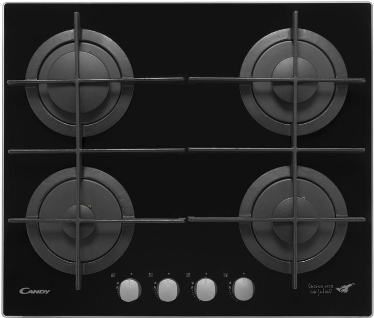 Candy CVG64STGN JV газовая варочная панель