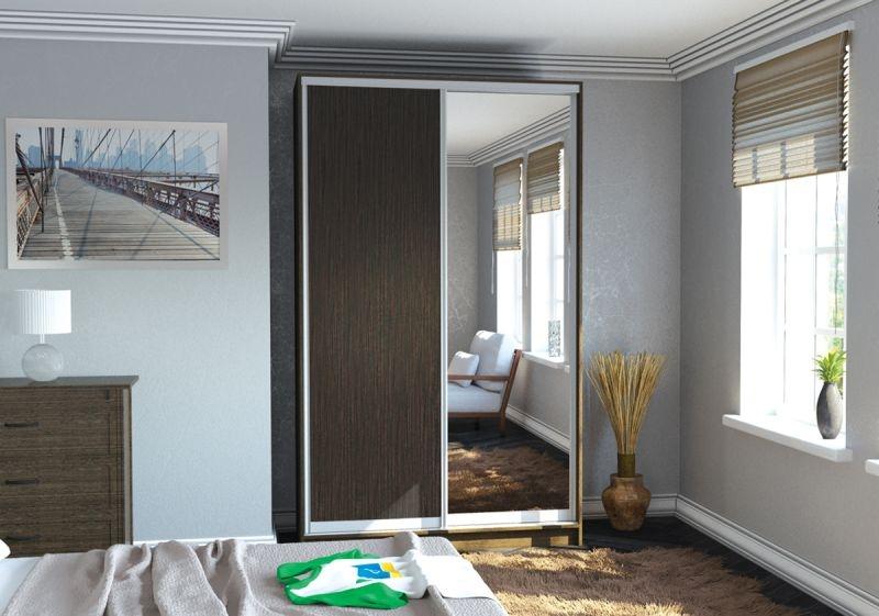 Лира 1812 Шкаф-купе/Лира 1 дверь/Лира 2 дверь