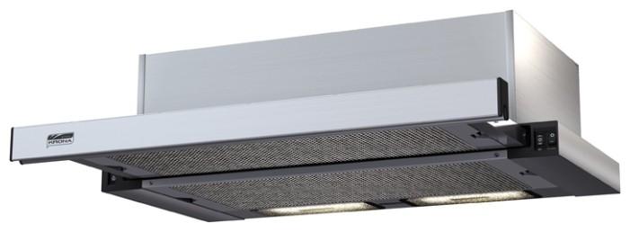 Krona steel KAMILLA 600 INOX 1М вытяжка