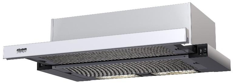 Krona steel KAMILLA 600 WHITE 2М вытяжка
