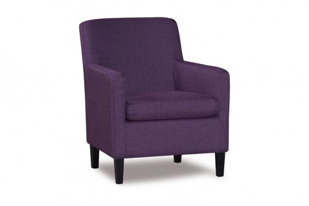 Гамбург 316.08 кресло 1х 202 фиолетовый