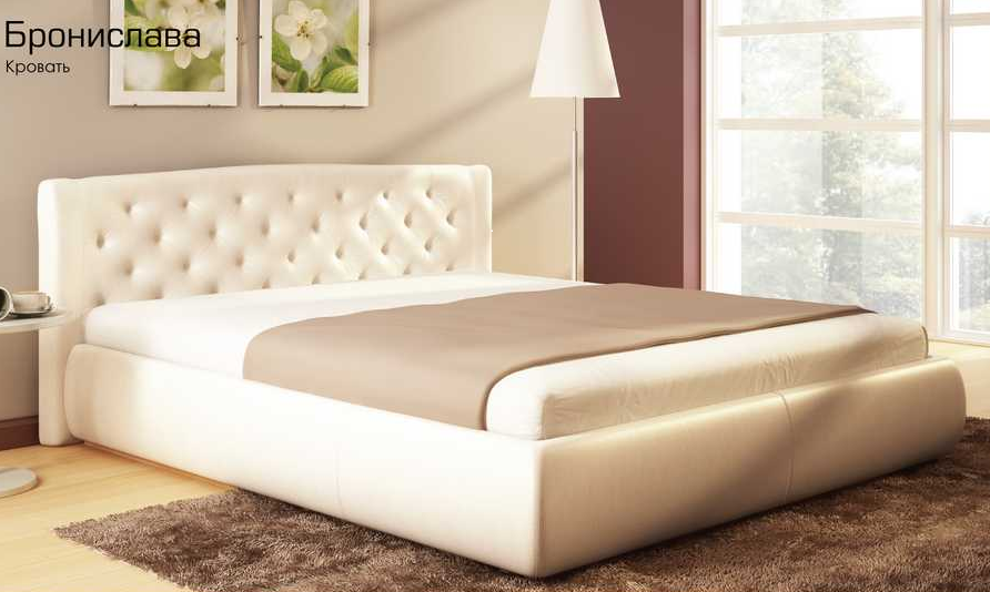 Бронислава кровать