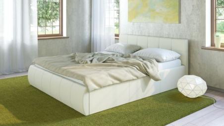 Афина 2812 160 Кровать  белая - 17867