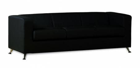 Модуле диван 3-х местный Кз Санторини 0401 черн - 18775