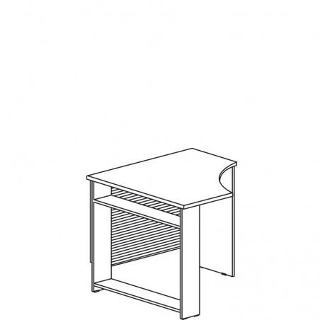 Индиго 755 Стол угловой - 18189