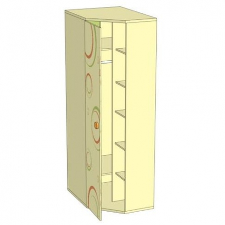 Фруттис ЛД 503.060.000 шкаф угловой - 17602