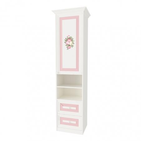 Алиса шкаф комбинированный - 18940