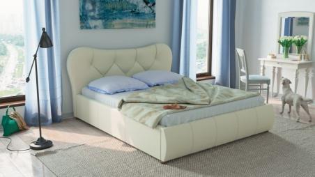 Лавита 253 160 Кровать белая - 17869