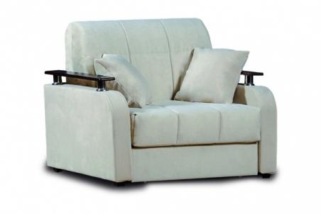Неаполь 086 диван-кровать 1а 80 С68/Б88/П00 43беж - 19327