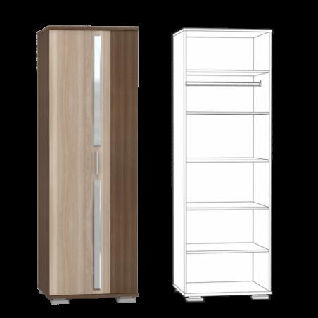 Дарси 1 Шкаф для одежды - 17427