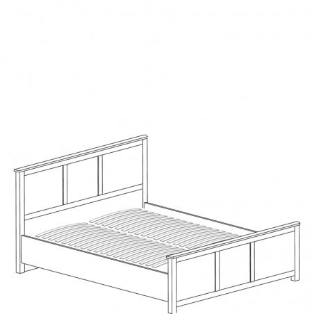Инна 633 Кровать двойная 1400 - 18640