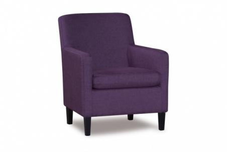 Гамбург 316.08 кресло 1х 202 фиолетовый - 18859