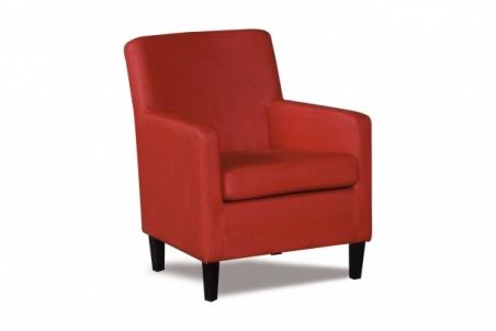Гамбург 316.08 кресло 1х 126 красный - 18860