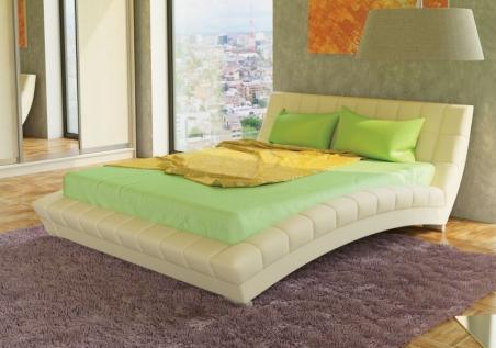 Оливия 160 Кровать белая - 17872