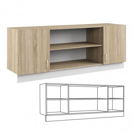 Линда 313 160 Шкаф навесной - 17978