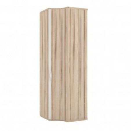 Марта ЛД.636060.000 Шкаф угловой с гнутой дверью - 17579