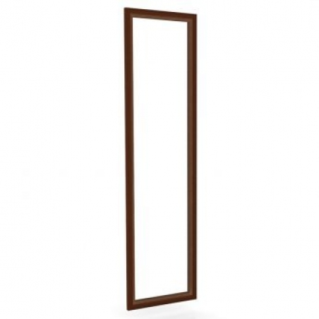 Александрия ЛД 625002 фасад дверь распашная с зеркалом - 17785