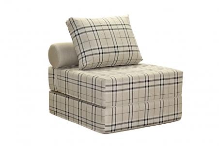 Грас 160 кресло-кровать 1т 437 Scotch/Kiton - 19324